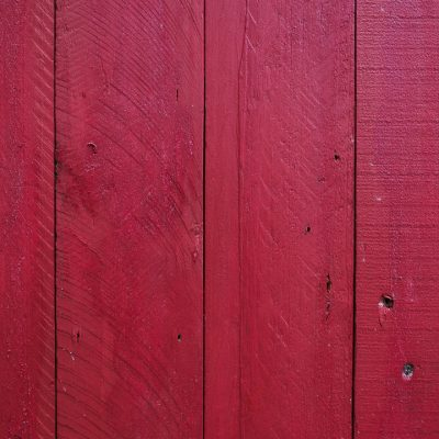 Reclaimed Planked - Rustic Red - Food photography background surface board
