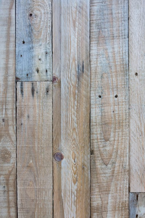 Planked Reclaimed Natural - Food photography background
