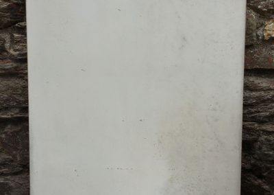 White Concrete - food photography background