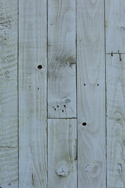 Reclaimed Planked Blue - Food photography background and surface