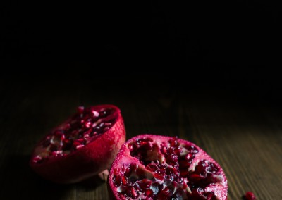 Planked Dark stain - Food Photography Props Background