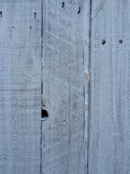 Reclaimed wooden food photography background surface board